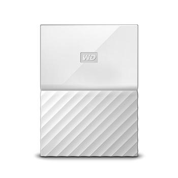 HDD 4TB W.D My Passport WDBYFT0040BWT white