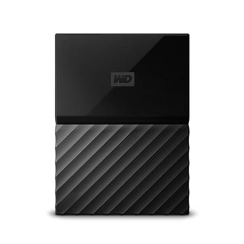 HDD 4TB W.D My Passport WDBYFT0040BBK black