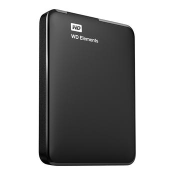 HDD 750GB W.D Elements Portable WDBUZG7500ABK