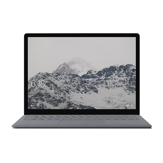 Laptop MICROSOFT Surface DAL-00012 platinum + Gift Antivirus Internet Security 3PCs 1Year BULLGUARD worth 49