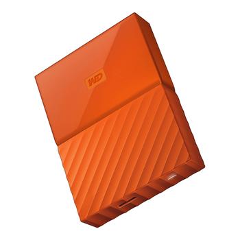 HDD 2TB W.D My Passport WDBYFT0020BOR orange