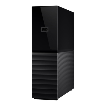 HDD 4TB W.D My Book WDBBGB0040HBK black