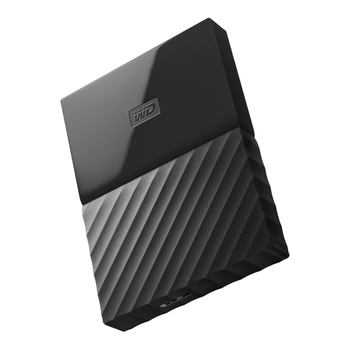 HDD 1TB W.D My Passport WDBYNN0010BBK black