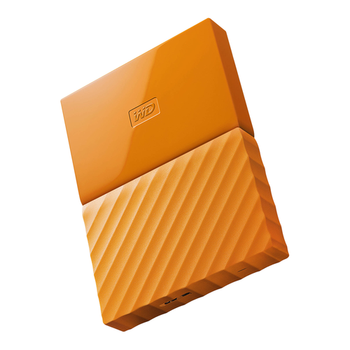 HDD 1TB W.D My Passport WDBYNN0010BOR orange