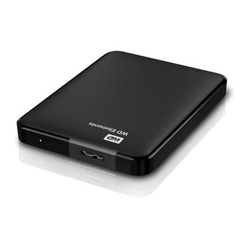 HDD 2TB W.D Elements Portable WDBU6Y0020BBK black