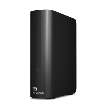 HDD 3TB W.D Elements Desktop WDBWLG0030HBK black