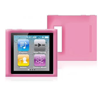 Pmp case iPod nano 6G PURO Silicone NANO6SPNK pink
