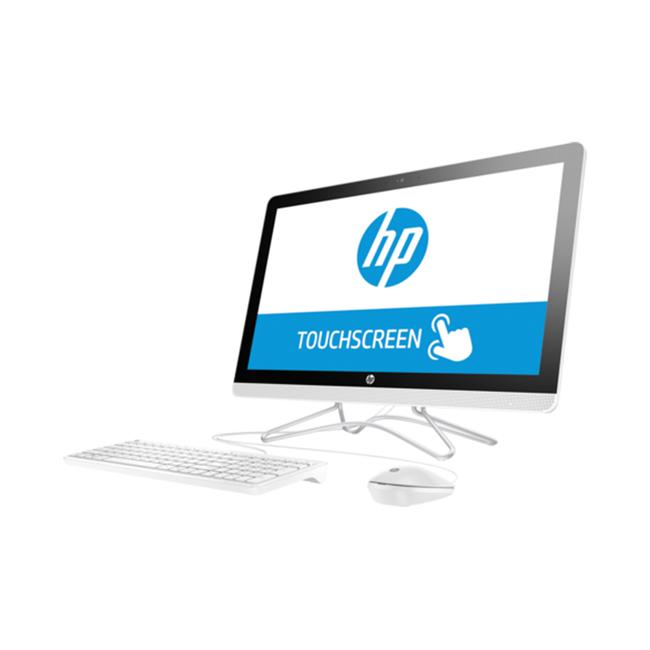 PC HP AIO 24-e002nv 2MP77EA white + Gift Antivirus Internet Security 3PCs 1Year BULLGUARD worth 49