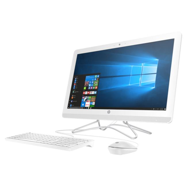 PC HP AIO 24-e001nv 2MP76EA white + Gift Antivirus Internet Security 3PCs 1Year BULLGUARD worth 49