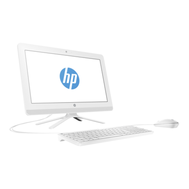 PC HP AIO 22-b000nv W3B12EA white + Gift Antivirus Internet Security 3PCs 1Year BULLGUARD worth 49