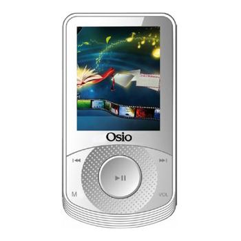 Portable media player 8GB OSIO SRM-8580W white