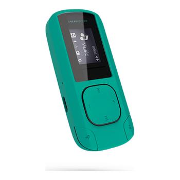 Portable media player 8GB ENERGY SISTEM MP3 Clip 426478 mint