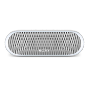 Portable speaker SONY SRS-XB20W white