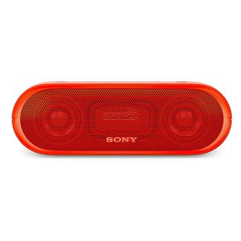 Portable speaker SONY SRS-XB20R red
