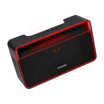 Portable speaker SENCOR SSS 101 black