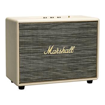 Portable speaker MARSHALL Woburn cream