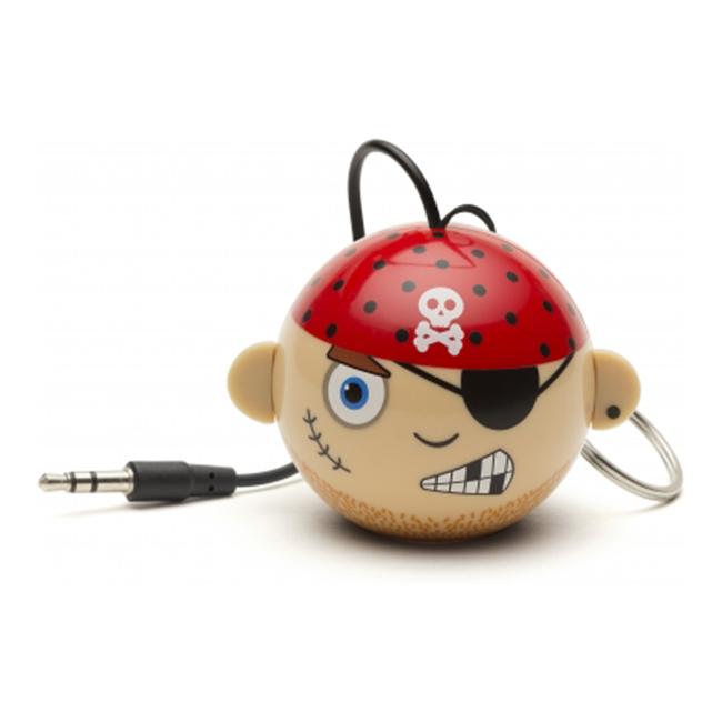 Portable speaker KITSOUND Mini buddy pirate KSNMBPIR