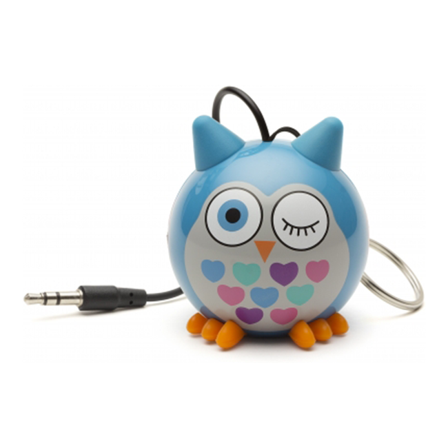 Portable speaker KITSOUND Mini buddy owl KSNMBOWL