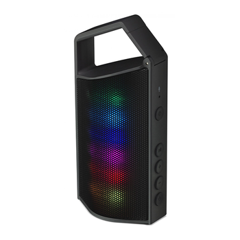 Portable speaker KITSOUND dancefloor KSDFLR black