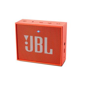 Portable speaker JBL Go JBLGOORG orange