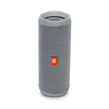 Portable speaker JBL Flip 4 JBLFLIP4GRY gray