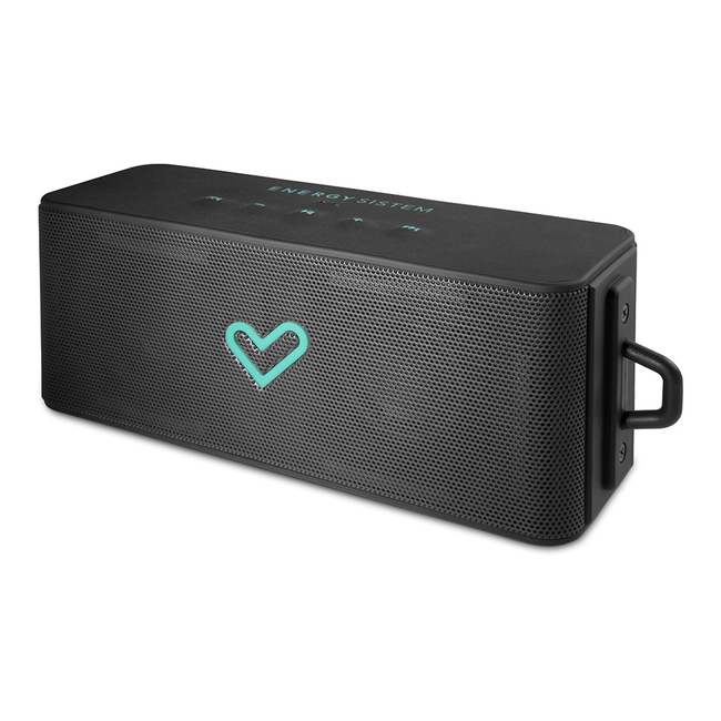 Portable speaker ENERGY SISTEM music aquatic 421749 black