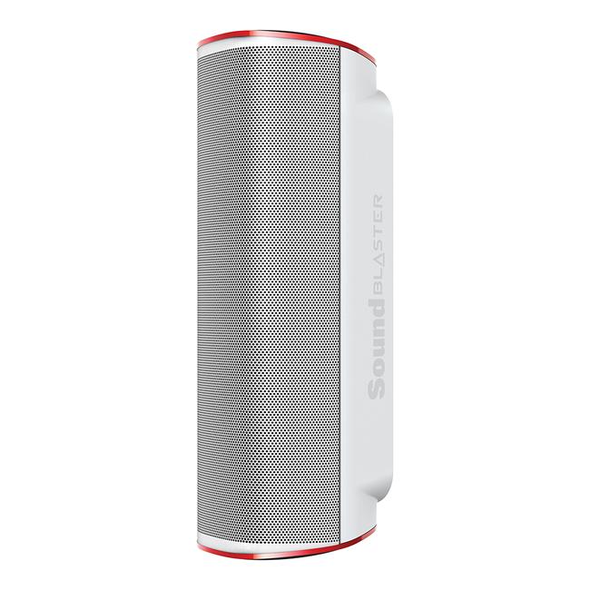 Portable speaker CREATIVE Sound Blaster Free white
