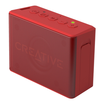 Portable speaker CREATIVE Muvo 2c red