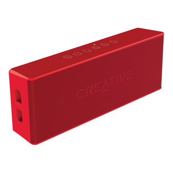 Portable speaker CREATIVE Muvo 2 51MF8255AA001 red