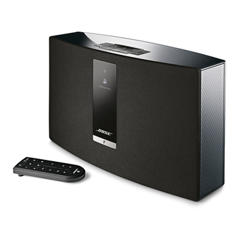 Portable speaker BOSE SoundTouch 20 series III Wi-Fi black