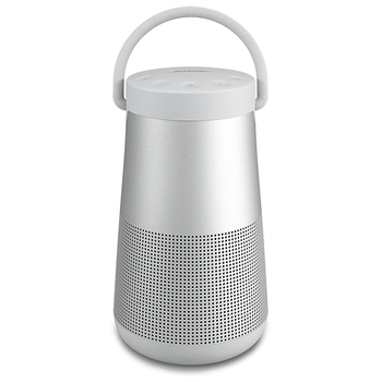 Portable speaker BOSE SoundLink Revolve+ silver
