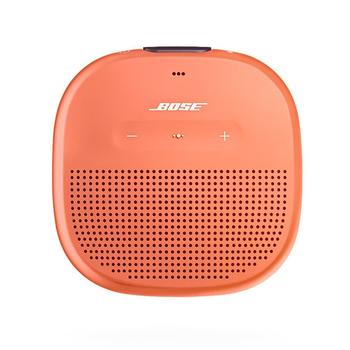 Portable speaker BOSE SoundLink Micro orange