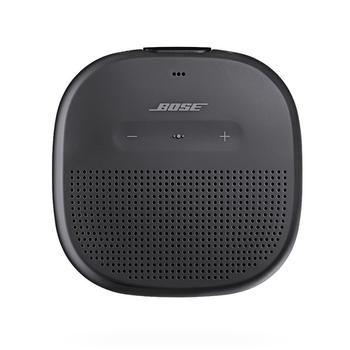 Portable speaker BOSE SoundLink Micro black