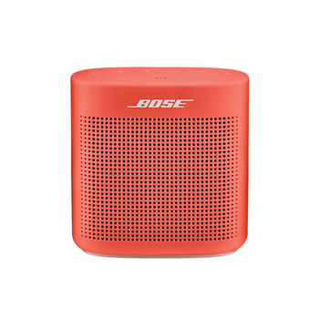 Portable speaker BOSE SoundLink Color II red