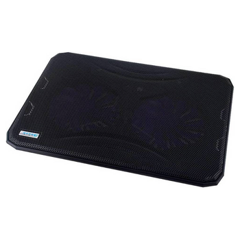 """Cooling pad for laptop 17"""" COOLCOLD Ice Thin K19 black"""