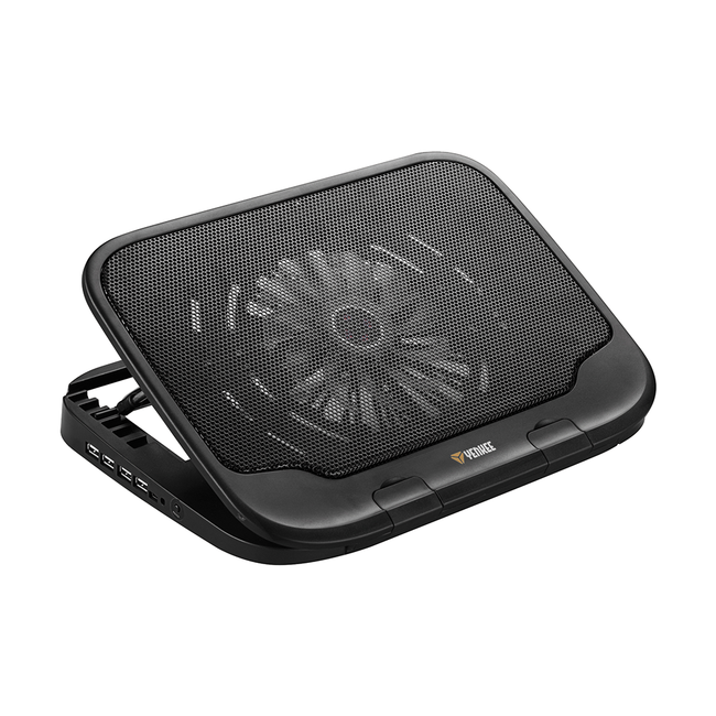 "Cooling pad for laptop 15.6"" YENKEE YSN 110 black"