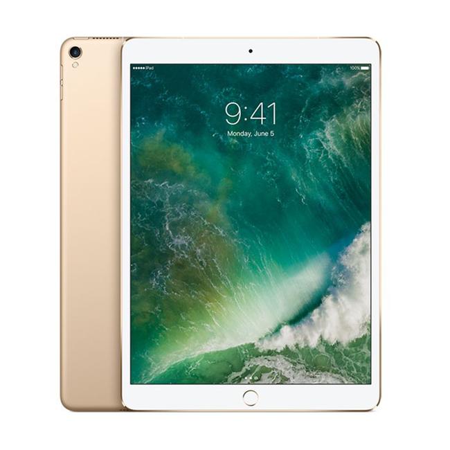 "Tablet APPLE iPad Pro Wi-Fi + Cellular 10.5"" 64GB MQF12RK/A gold"