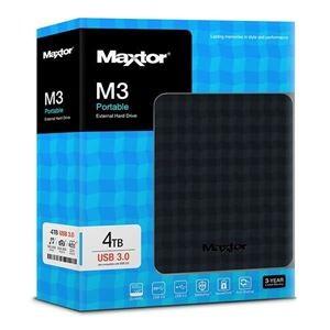 """Maxtor E 2.5"""" M3 4TB"""