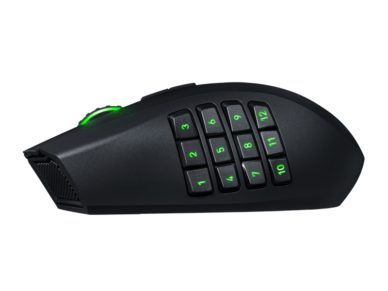 3a1872b2aea Razer Naga Epic Chroma - Wired/Wireless MMO Gaming Mouse