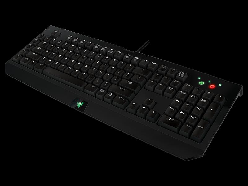 Razer BlackWidow Stealth (2014) - Mechanical Gaming Keyboard