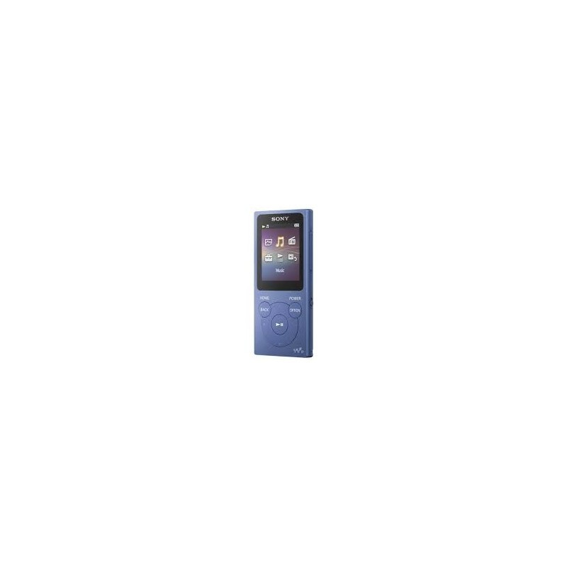 Sony Walkman NW-E394L MP4 8GB Blue