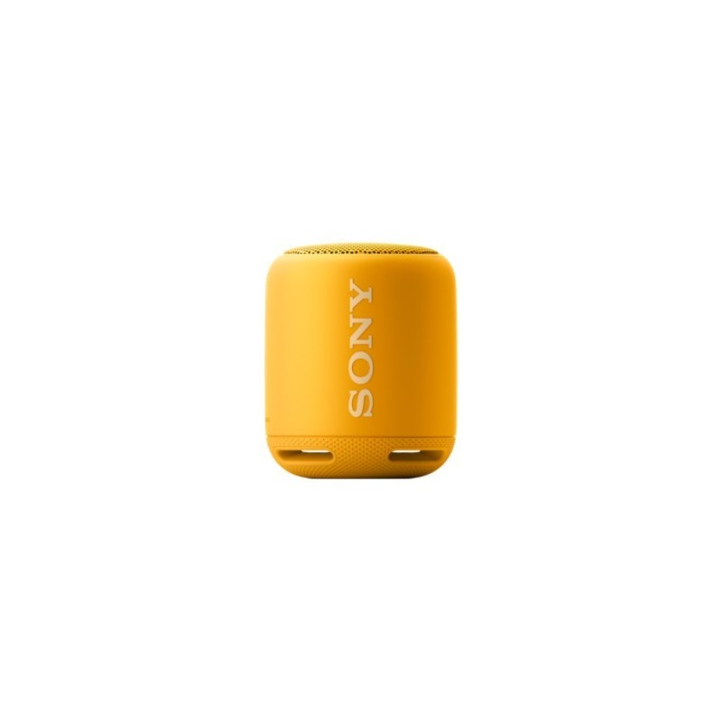 Sony SRS-XB10 Mono portable speaker Yellow