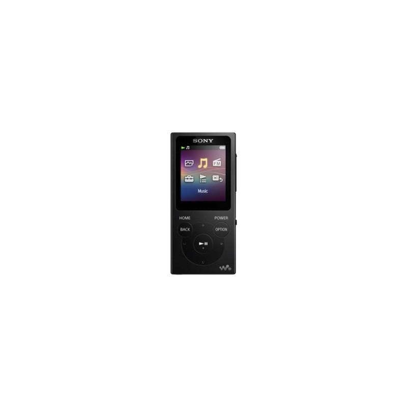 Sony Walkman NW-E393B MP4 4GB Black