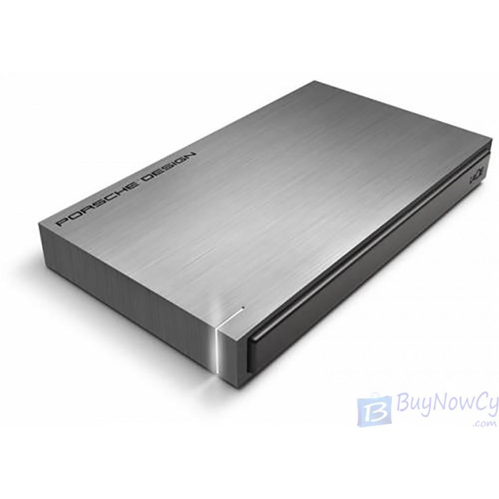 LaCie Porsche Design Mobile Hard Disk Drive USB 3.0 500GB