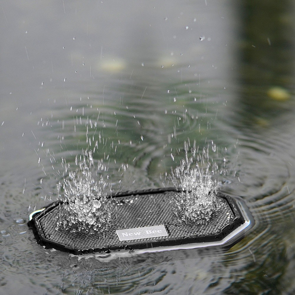 New Bee Pocket Waterproof Wireless Bluetooth Speaker