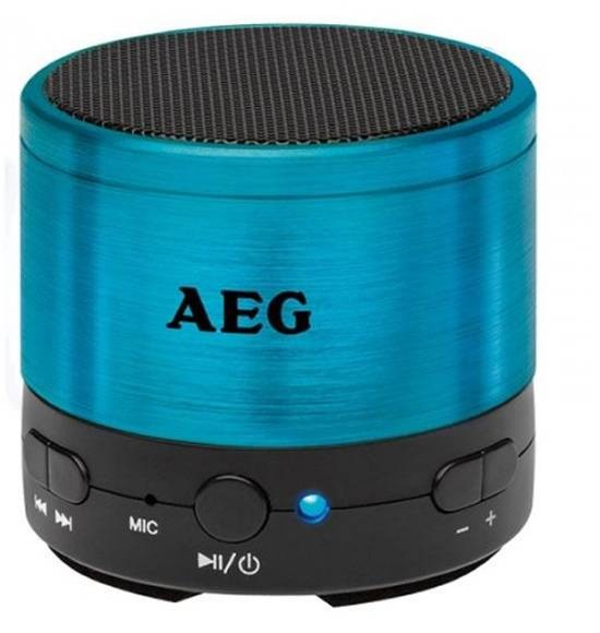 AEG BLUETOOTH BSS4826 MINI SPEAKER