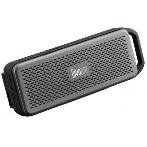 Divoom iTour Omni Portable Speaker USB/FM silver