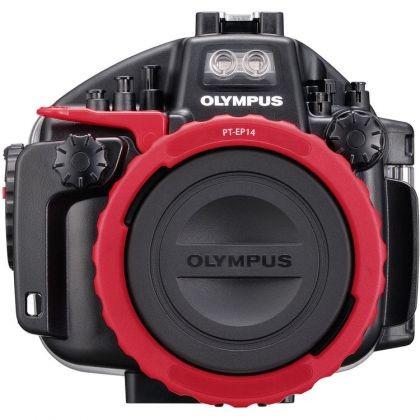 9e18fa5907 Olympus PT-EP14 Underwater Housing for OM-D E-M1 Mark II