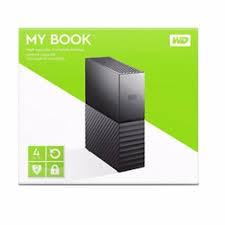 WESTERN DIGITAL MY BOOK USB 3.0 4TB 3.5