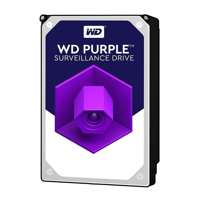HDD 6TB W.D Purple WD60PURZ